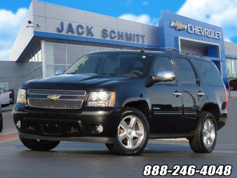 2011 Chevrolet Tahoe for sale at Jack Schmitt Chevrolet Wood River in Wood River IL