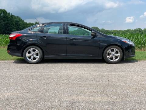 2014 Ford Focus for sale at Tennessee Valley Wholesale Autos LLC in Huntsville AL