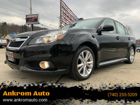 2014 Subaru Legacy for sale at Ankrom Auto in Cambridge OH