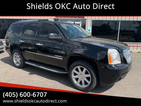 2013 GMC Yukon for sale at Shields OKC Auto Direct in Oklahoma City OK