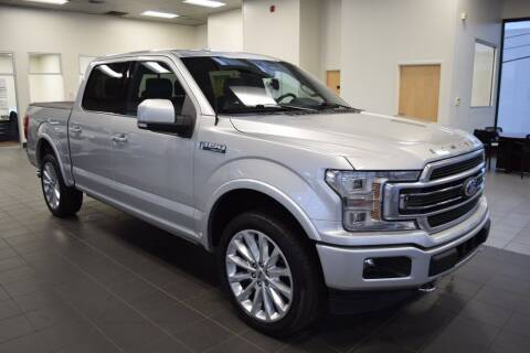 2018 Ford F-150 for sale at BMW OF NEWPORT in Middletown RI