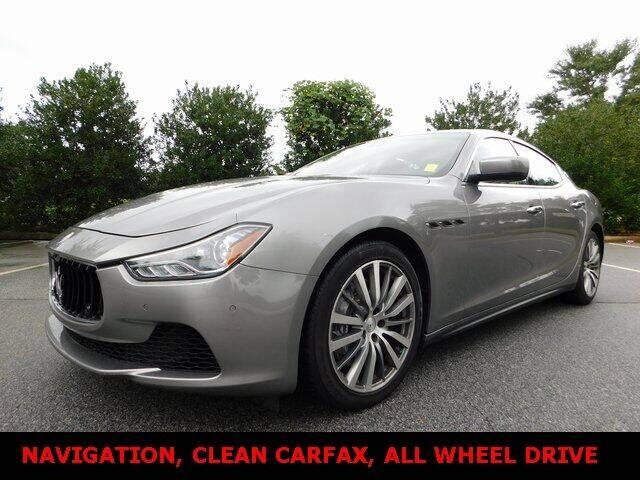 2016 Maserati Ghibli for sale at Redline Performance group LLC in Douglasville GA