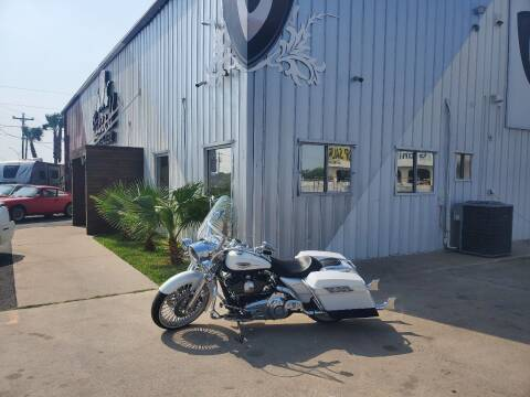 2007 Harley Davidson Road King Classic for sale at Barrett Bikes LLC in San Juan TX