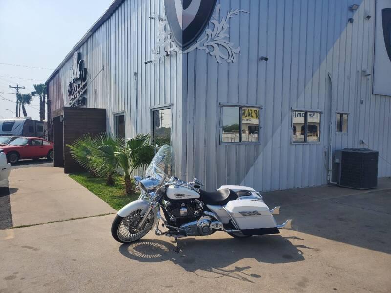 2007 Harley Davidson Road King Classic for sale at Barrett Bikes LLC in San Juan TX