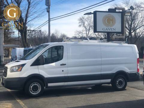 2015 Ford Transit Cargo for sale at Gaven Auto Group in Kenvil NJ