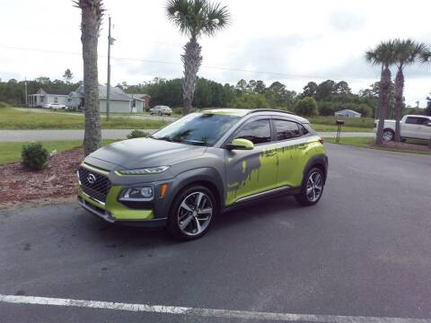 2019 Hyundai Kona for sale at First Choice Auto Inc in Little River SC