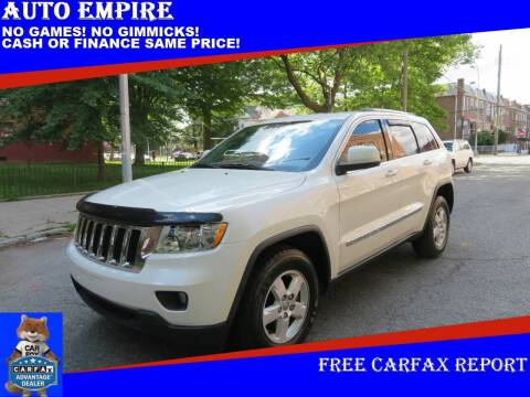 2011 Jeep Grand Cherokee for sale at Auto Empire in Brooklyn NY