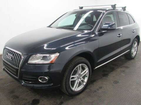 2016 Audi Q5 for sale at Automotive Connection in Fairfield OH