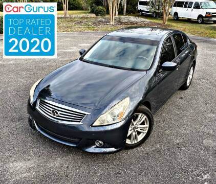 2013 Infiniti G37 Sedan for sale at Brothers Auto Sales of Conway in Conway SC