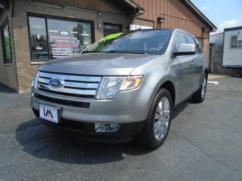 2008 Ford Edge for sale at IBARRA MOTORS INC in Cicero IL