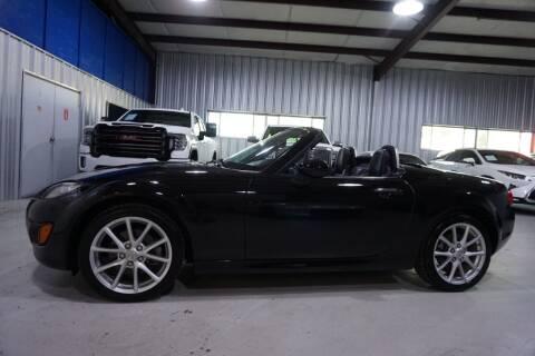2011 Mazda MX-5 Miata for sale at SOUTHWEST AUTO CENTER INC in Houston TX