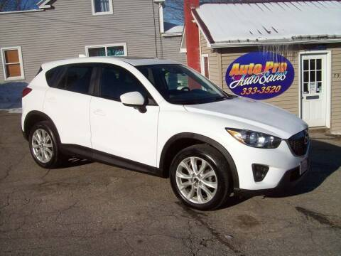 2014 Mazda CX-5 for sale at Auto Pro Auto Sales-797 Sabattus St. in Lewiston ME