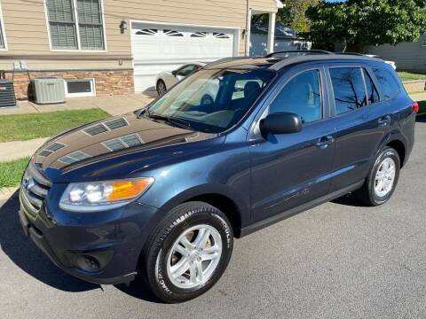 2012 Hyundai Santa Fe for sale at Jordan Auto Group in Paterson NJ