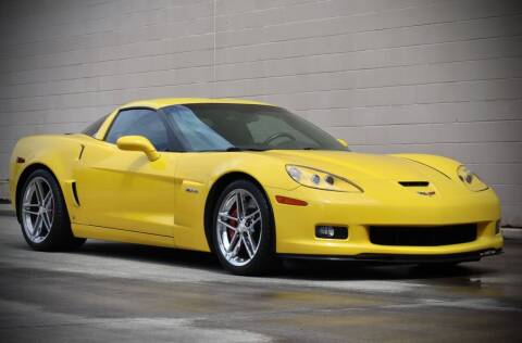 2006 Chevrolet Corvette for sale at MS Motors in Portland OR