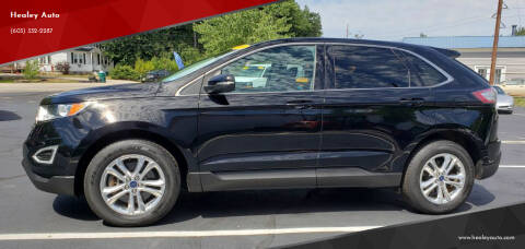 2016 Ford Edge for sale at Healey Auto in Rochester NH