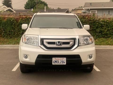 2011 Honda Pilot for sale at CARFORNIA SOLUTIONS in Hayward CA