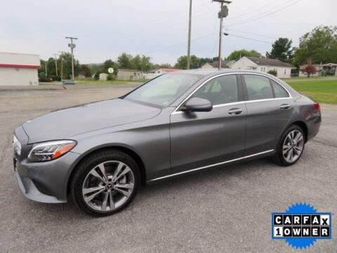 2019 Mercedes-Benz C-Class for sale at DUNCAN SUZUKI in Pulaski VA