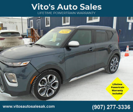 2020 Kia Soul for sale at Vito's Auto Sales in Anchorage AK