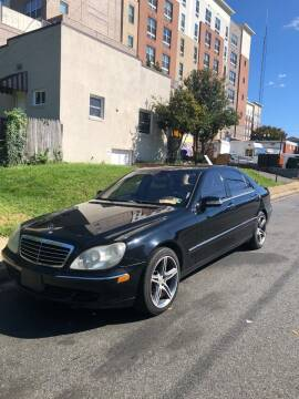 2005 Mercedes-Benz S-Class for sale at All American Imports in Arlington VA
