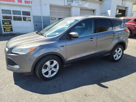2014 Ford Escape for sale at Driven Motors in Staunton VA