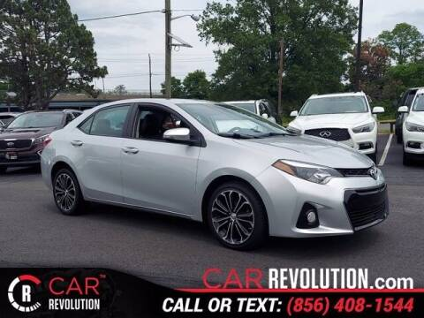 2016 Toyota Corolla for sale at Car Revolution in Maple Shade NJ