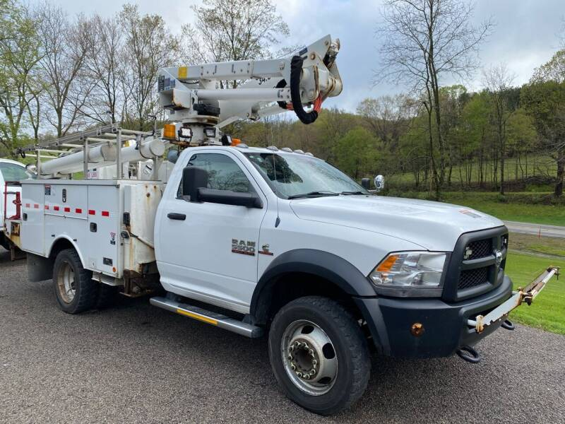 2014 RAM 5500 for sale at Griffith Auto Sales in Home PA