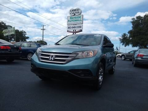 2014 Honda CR-V for sale at BAYSIDE AUTOMALL in Lakeland FL