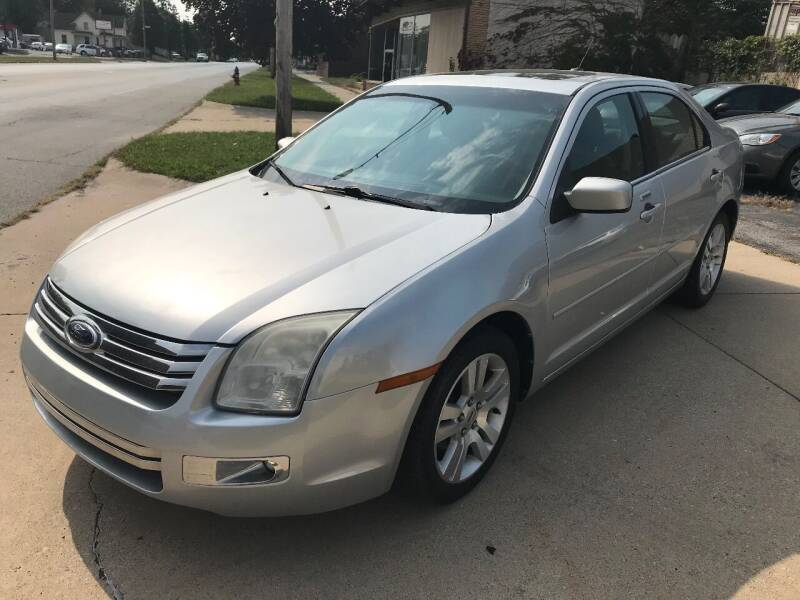 2009 Ford Fusion for sale at Two Rivers Auto Sales Corp. in South Bend IN