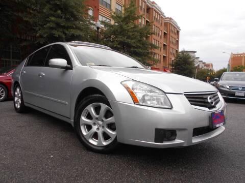 2008 Nissan Maxima for sale at H & R Auto in Arlington VA