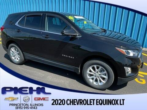 2020 Chevrolet Equinox for sale at Piehl Motors - PIEHL Chevrolet Buick Cadillac in Princeton IL