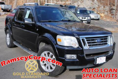 2007 Ford Explorer Sport Trac for sale at Ramsey Corp. in West Milford NJ