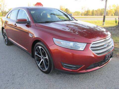 2014 Ford Taurus for sale at Buy-Rite Auto Sales in Shakopee MN