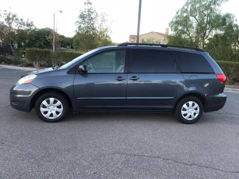 2007 Toyota Sienna for sale at MSR Auto Inc in San Diego CA