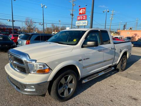 2009 Dodge Ram Pickup 1500 for sale at 4th Street Auto in Louisville KY