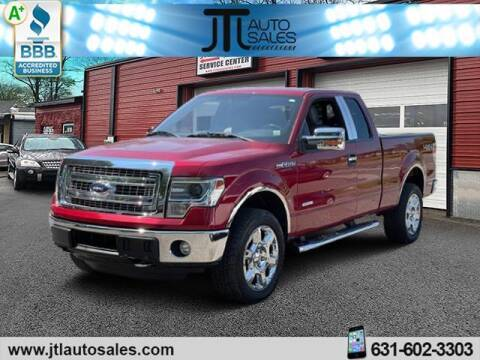2014 Ford F-150 for sale at JTL Auto Inc in Selden NY