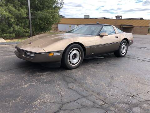 1985 Chevrolet Corvette for sale at Branford Auto Center in Branford CT