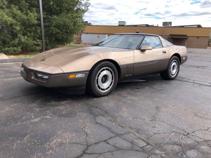 1985 Chevrolet Corvette for sale at Branford Auto Center in Branford CT