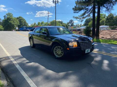 2009 Chrysler 300 for sale at THE AUTO FINDERS in Durham NC