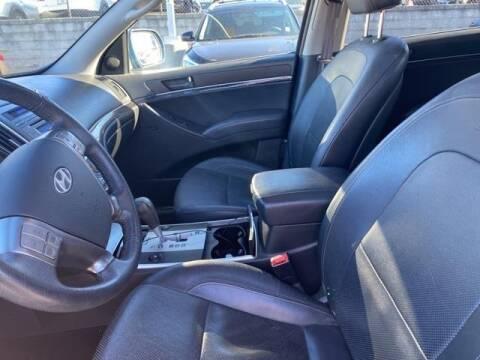 2012 Hyundai Veracruz for sale at CU Carfinders in Norcross GA