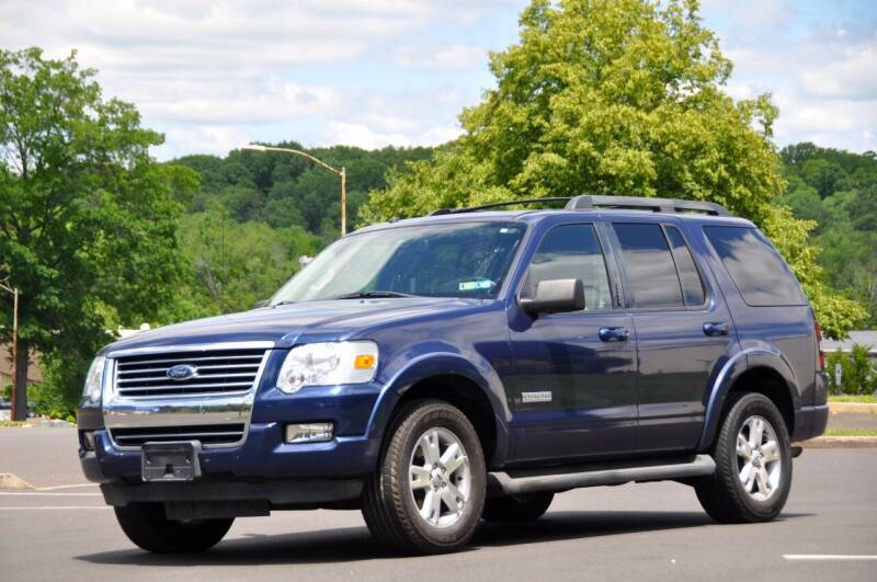 2008 Ford Explorer for sale at T CAR CARE INC in Philadelphia PA