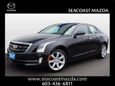 2015 Cadillac ATS for sale at The Yes Guys in Portsmouth NH