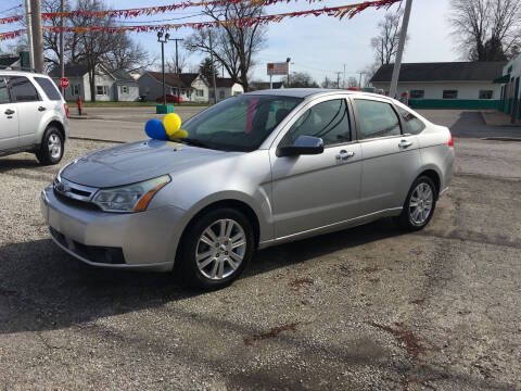 2010 Ford Focus for sale at Antique Motors in Plymouth IN