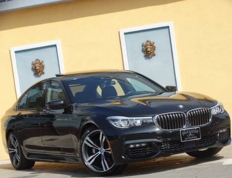 2016 BMW 7 Series for sale at Paradise Motor Sports LLC in Lexington KY