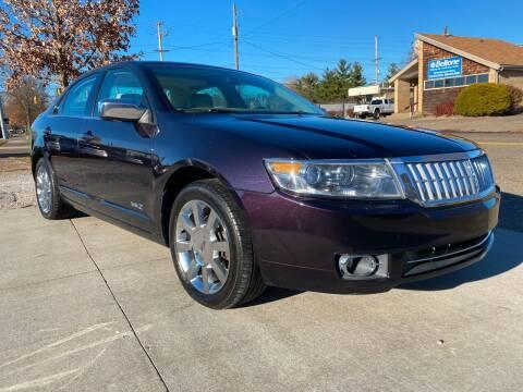2007 Lincoln MKZ for sale at Dalton George Automotive in Marietta OH