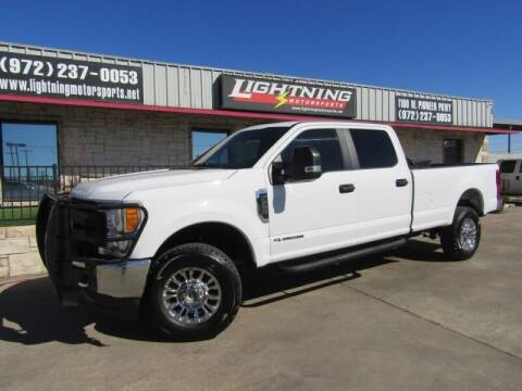 2017 Ford F-250 Super Duty for sale at Lightning Motorsports in Grand Prairie TX