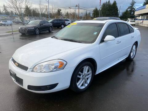 2012 Chevrolet Impala for sale at Vista Auto Sales in Lakewood WA