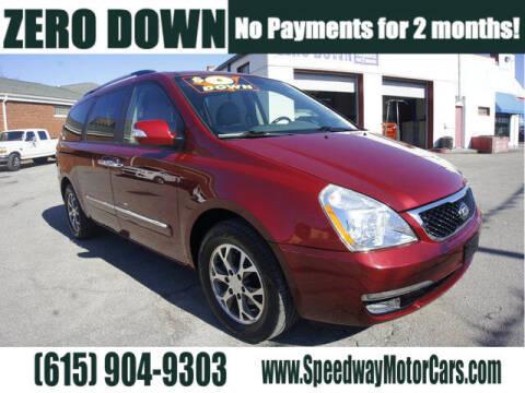 2014 Kia Sedona for sale at Speedway Motors in Murfreesboro TN