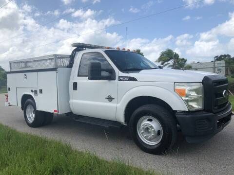 2011 Ford F-350 for sale at S & N AUTO LOCATORS INC in Lake Placid FL