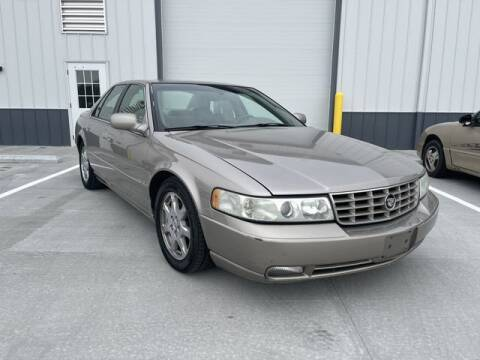 2003 Cadillac Seville for sale at B&M Motorsports in Springfield IL