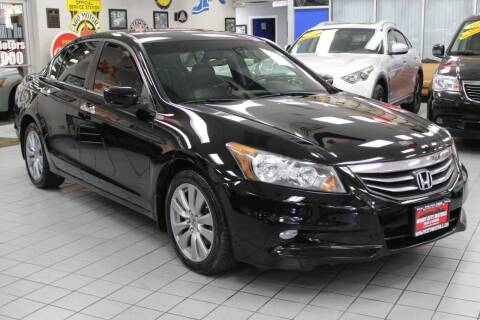 2011 Honda Accord for sale at Windy City Motors in Chicago IL